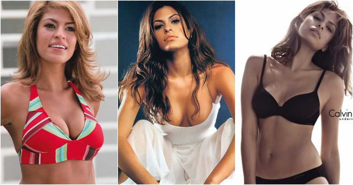 61 Eva Mendes Sexy Pictures Which Will Make You Slobber For Her