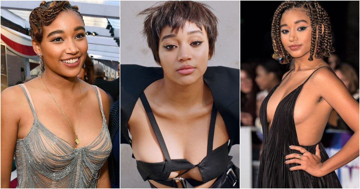 61 Hottest Amandla Stenberg Boobs Pictures Show Off Her Perfect Set Of Racks