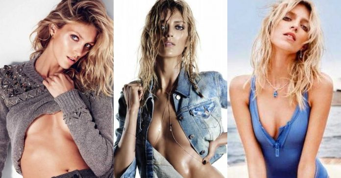 61 Hottest Anja Rubik Boobs Pictures Show Off Her Perfect Set Of Racks