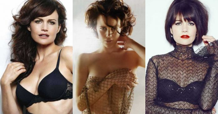 61 Hottest Carla Gugino Boobs Pictures Show Off Her Perfect Set Of Racks