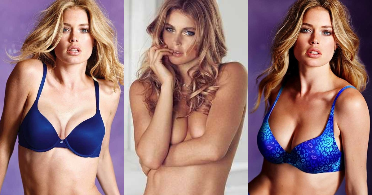61 Hottest Doutzen Kroes Boobs Pictures Will Tempt You To Hug Her Tightly