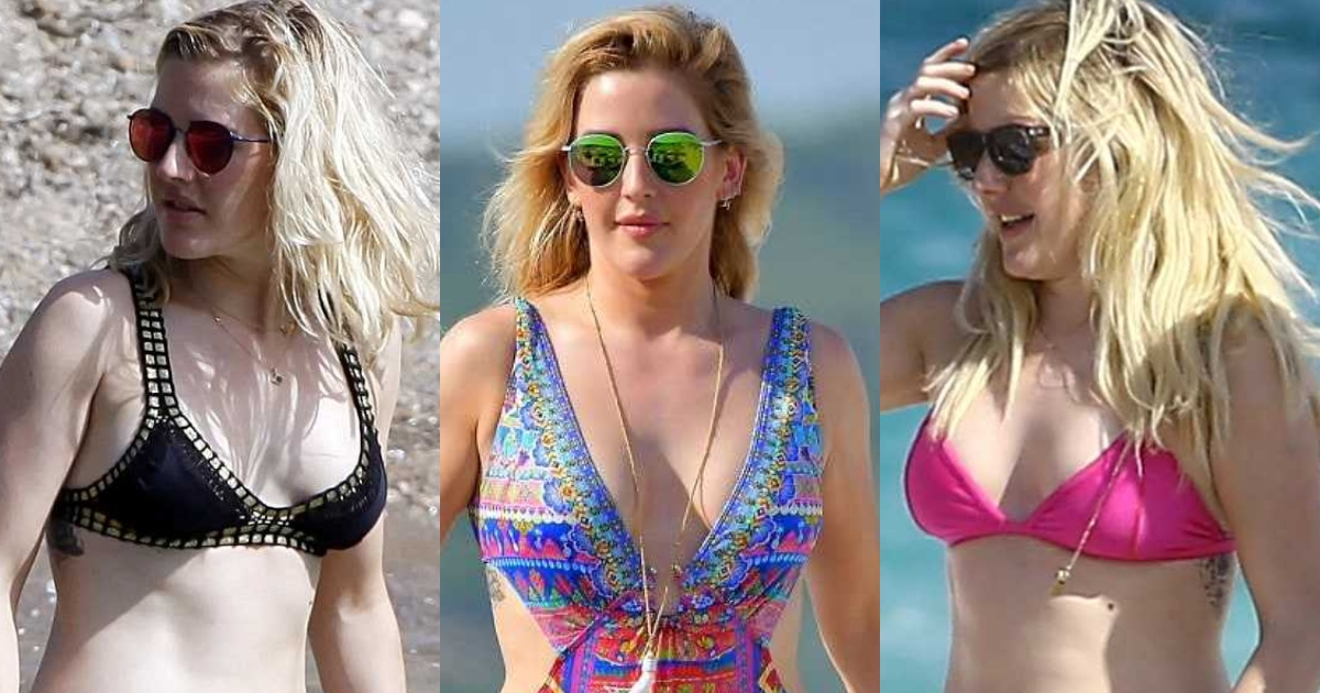 61 Hottest Ellie Goulding Boobs Pictures Are Jaw-Dropping And Quite The Looker