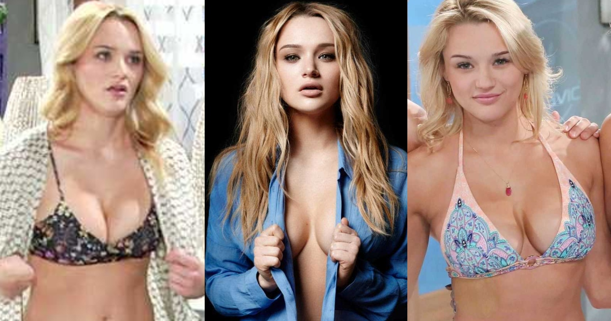61 Hottest Hunter King Boobs Pictures Are As Tight As Can Be