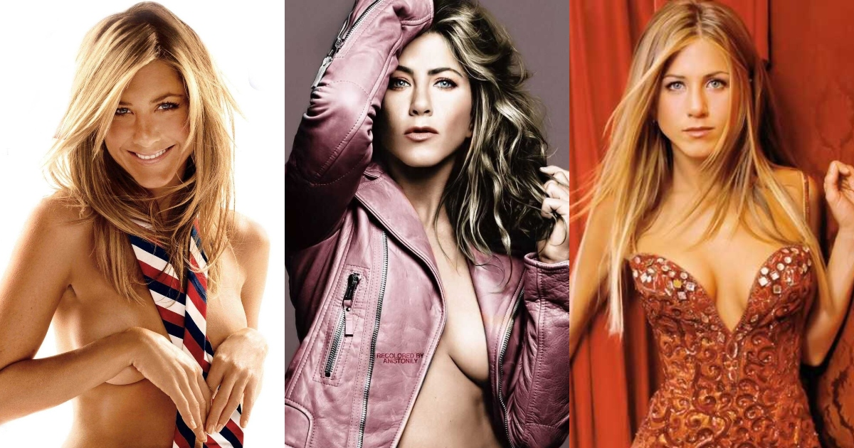 61 Hottest Jennifer Aniston Boobs Pictures Are As Tight As Can Be