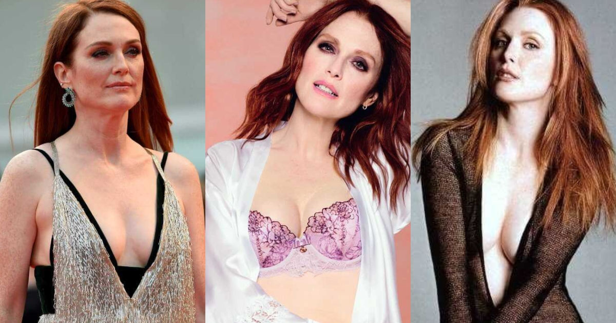 61 Hottest Julianne Moore Boobs Pictures That Look Flaunting In A Bikini