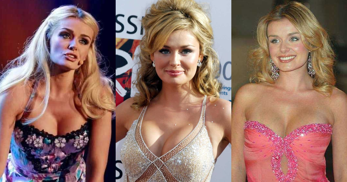 61 Hottest Katherine Jenkins Boobs Pictures Are Arousing And Appealing
