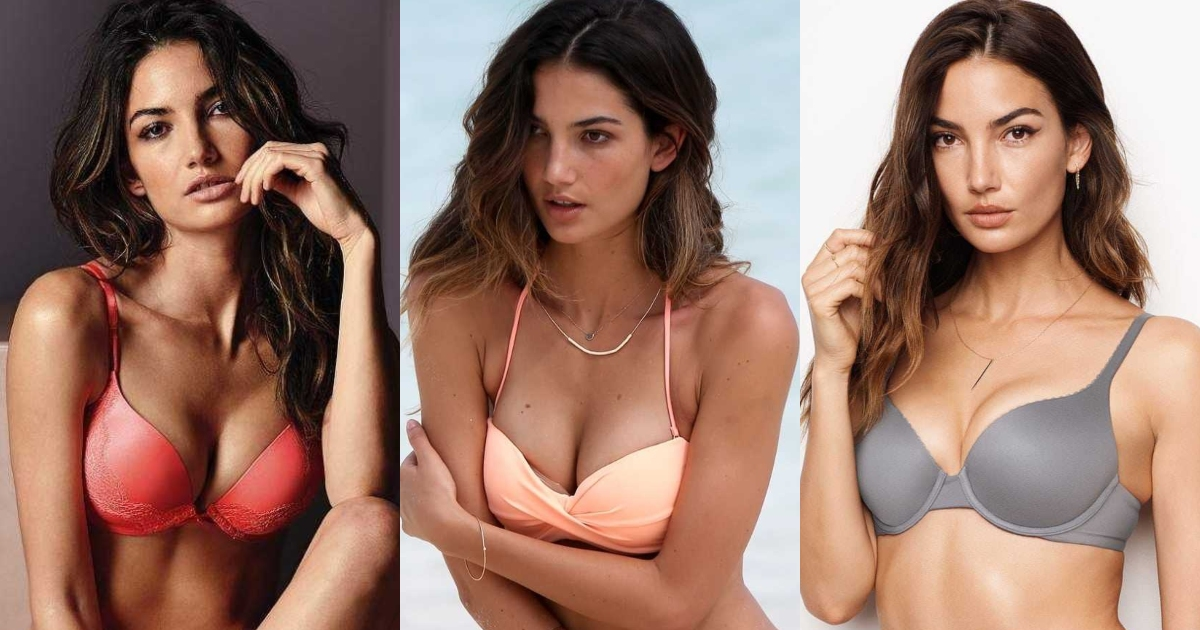 61 Hottest Lily Aldridge Boobs Pictures That Are Ravishingly Revealing