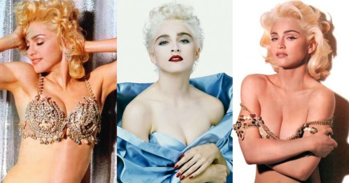 61 Hottest Madonna Boobs Pictures Are As Soft As They Look