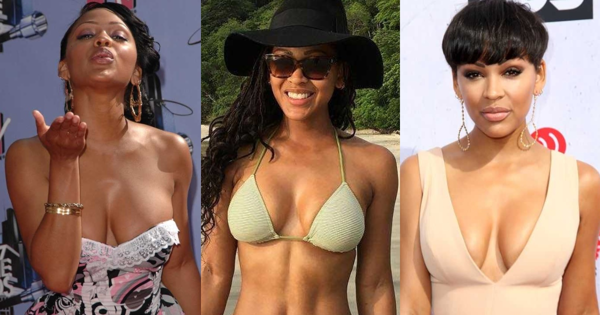 61 Hottest Meagan Good Boobs Pictures Spectacularly Tantalizing Tits
