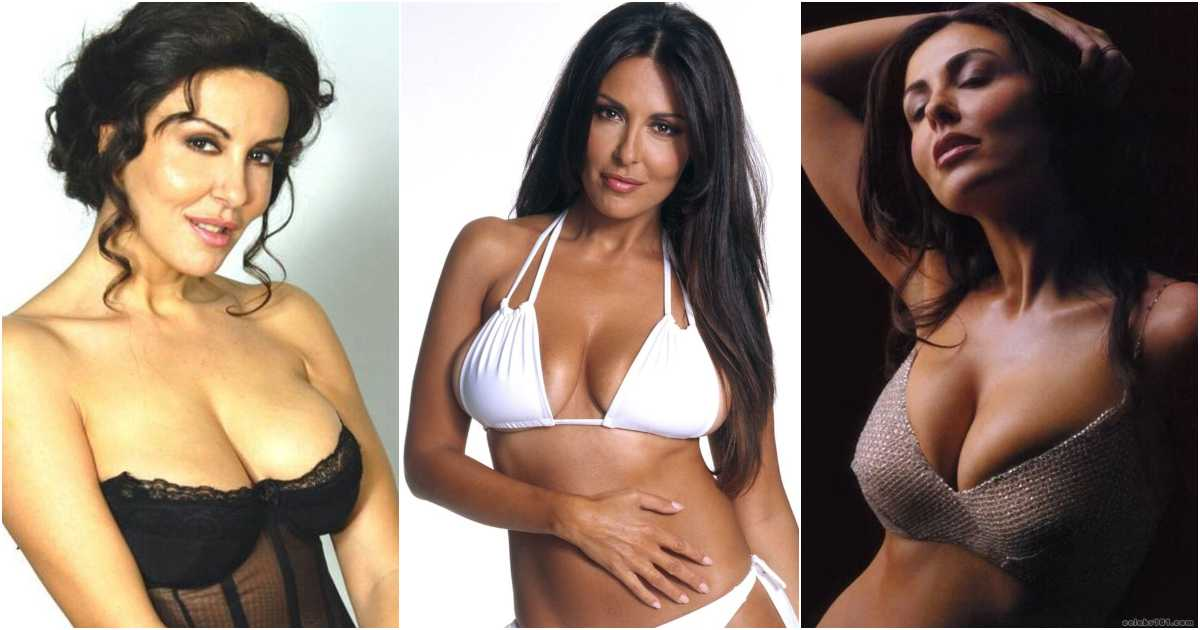 61 Hottest Sabrina Ferilli Boobs Pictures That Are Ravishingly Revealing