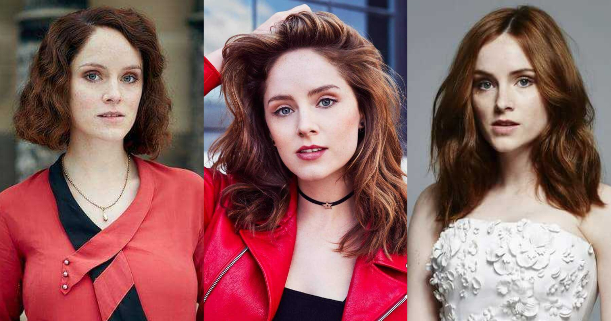 61 Hottest Sophie Rundle Boobs Pictures Show Off Her Perfect Set Of Racks