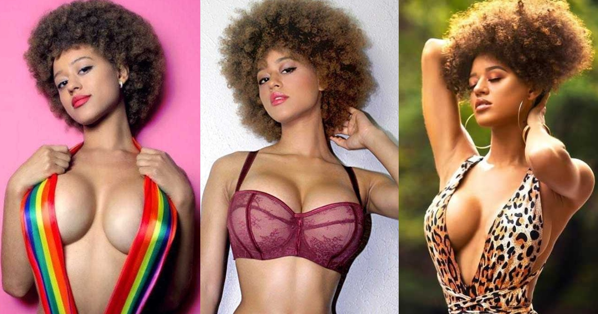 61 Hottest Stormi Maya Boobs Pictures Are A Perfect Fit To Make Her A Hottie Hit