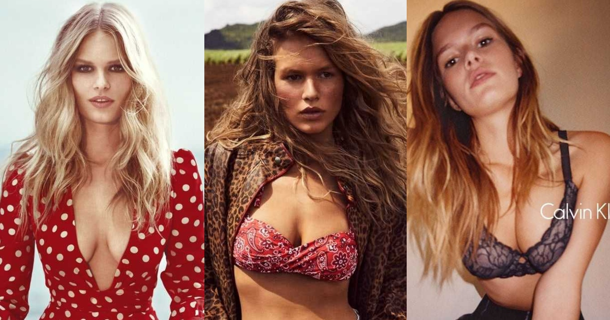 61 Sexiest Anna Ewers Boobs Pictures Will Have You Staring At Them All Day Long