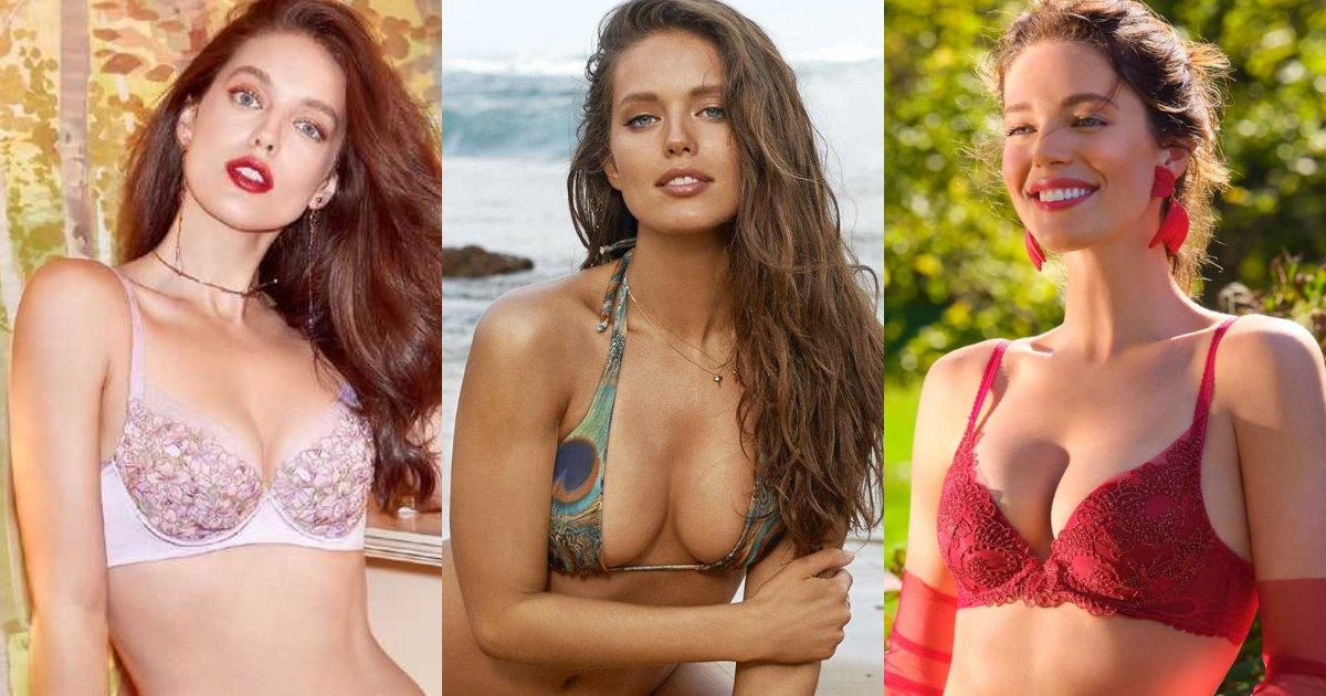 61 Sexiest Emily DiDonato Boobs Pictures Will Have You Staring At Them All Day Long