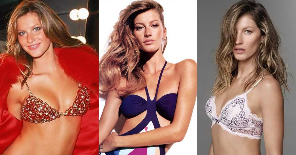 61 Sexiest Gisele Bundchen Boobs Pictures Can Have You Hypnotized