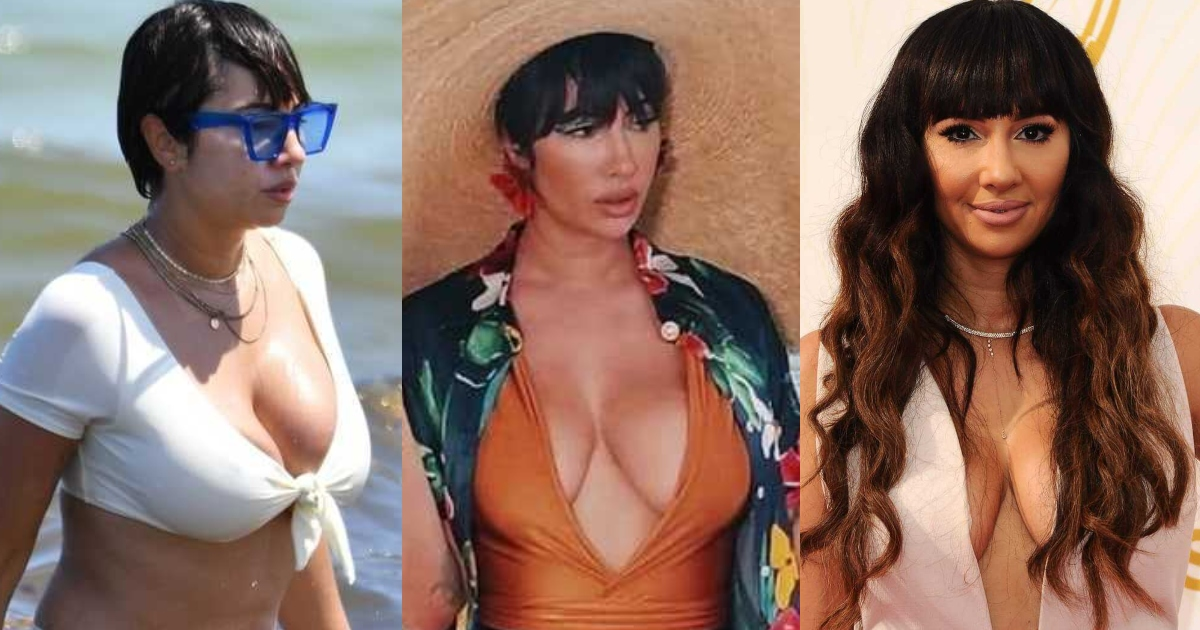 61 Sexiest Jackie Cruz Boobs Pictures Show Off A Different Appearance In Each Attire