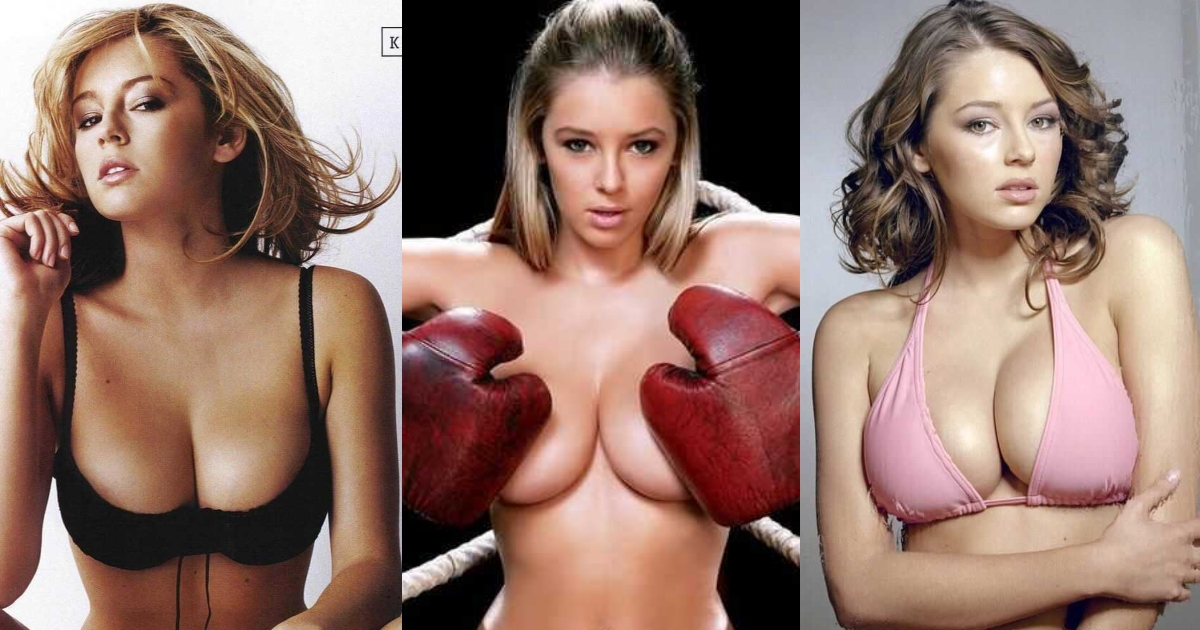 61 Sexiest Keeley Hazell Boobs Pictures Show Off Her Awesome Bosoms
