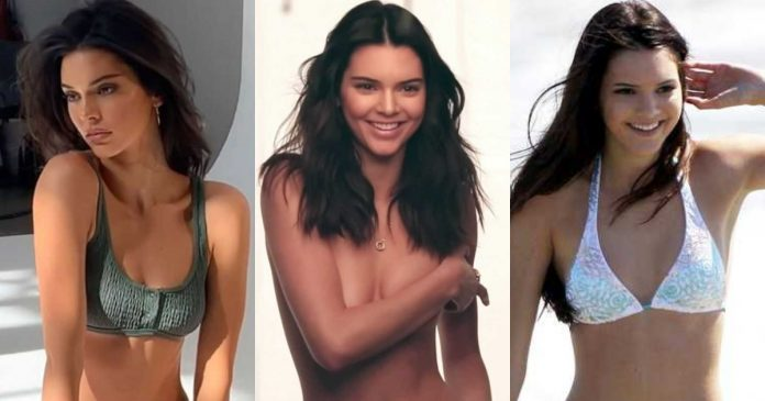 61 Sexiest Kendall Jenner Boobs Pictures Are Just The Right Size To Look And Enjoy