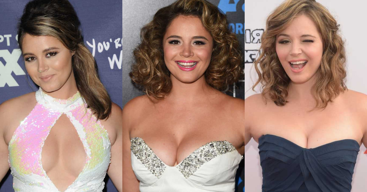61 Sexiest Kether Donohue Boobs Pictures Will Have You Staring At Them All Day Long