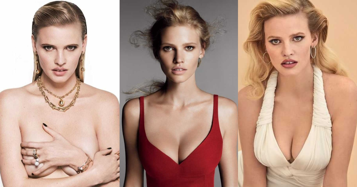 61 Sexiest Lara Stone Boobs Pictures Will Make You Feel Thirsty For Her Melons