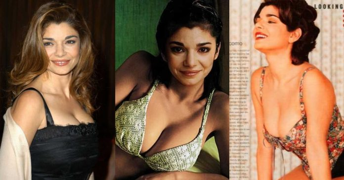 61 Sexiest Laura San Giacomo Boobs Pictures Will Make You Envy The Photographer