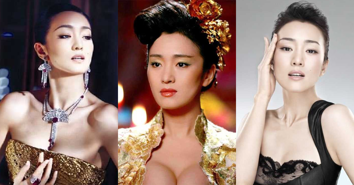 61 Sexiest Li Gong Boobs Pictures Will Tempt You To Bury Your Head In-between