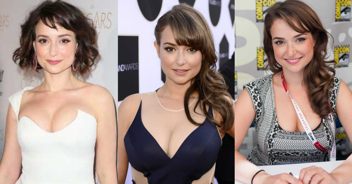 61 Sexiest Milana Vayntrub Boobs Pictures Will Make You Envy The Photographer