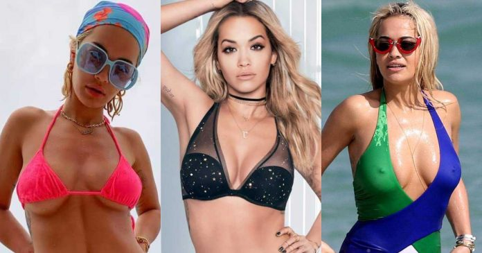 61 Sexiest Rita Ora Boobs Pictures Will Tempt You To Bury Your Head In-between