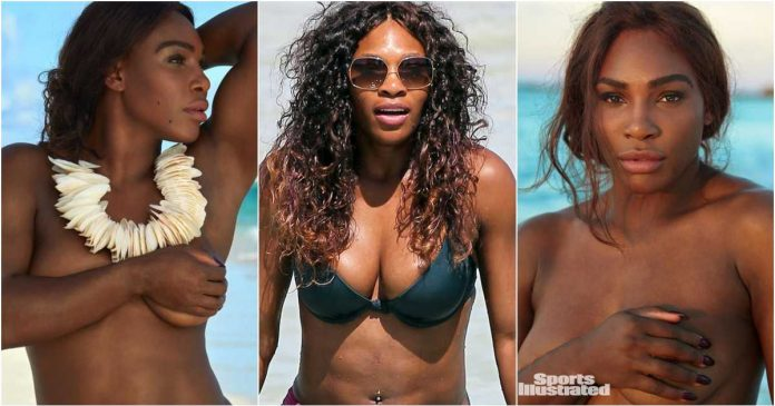 61 Sexiest Serena Williams Boobs Pictures That Compliment Her Neck Nape