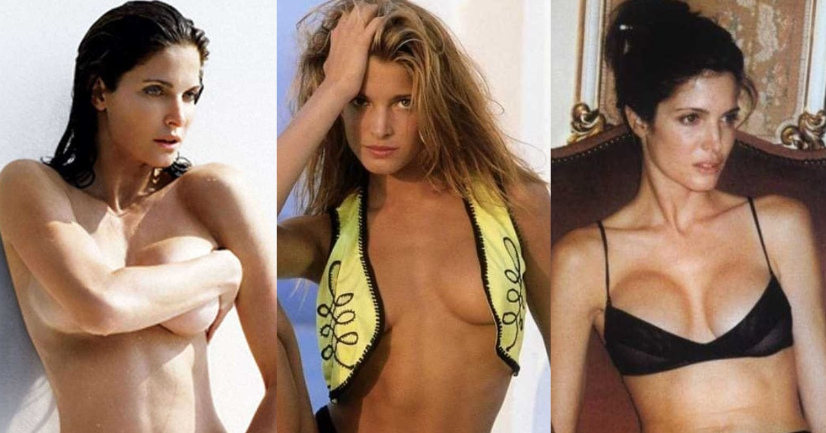 61 Sexiest Stephanie Seymour Boobs Pictures Will Tempt You To Bury Your Head In-between