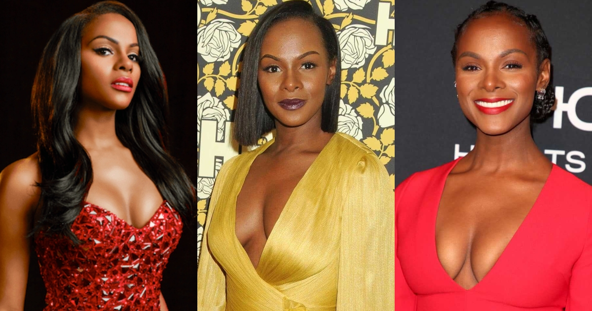 61 Tika Sumpter Sexy Pictures Will Induce Passionate Feelings for Her