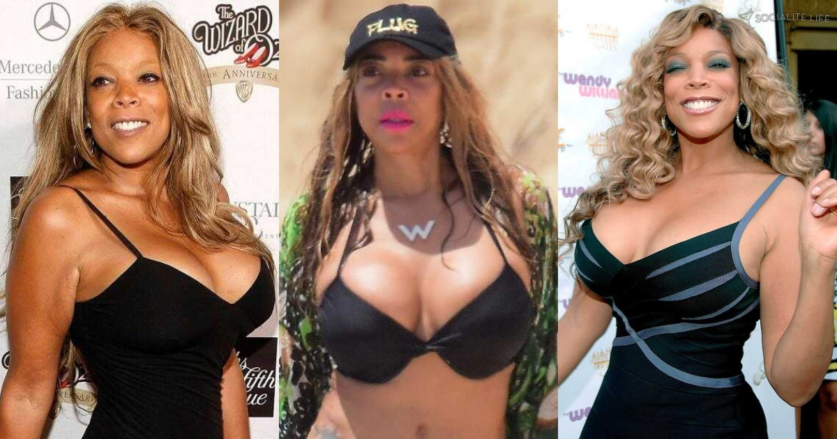 61 Wendy Williams Sexy Pictures Are Essentially Attractive