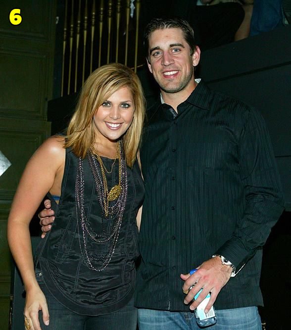 Aaron Rodgers And Hillary Scott Dating