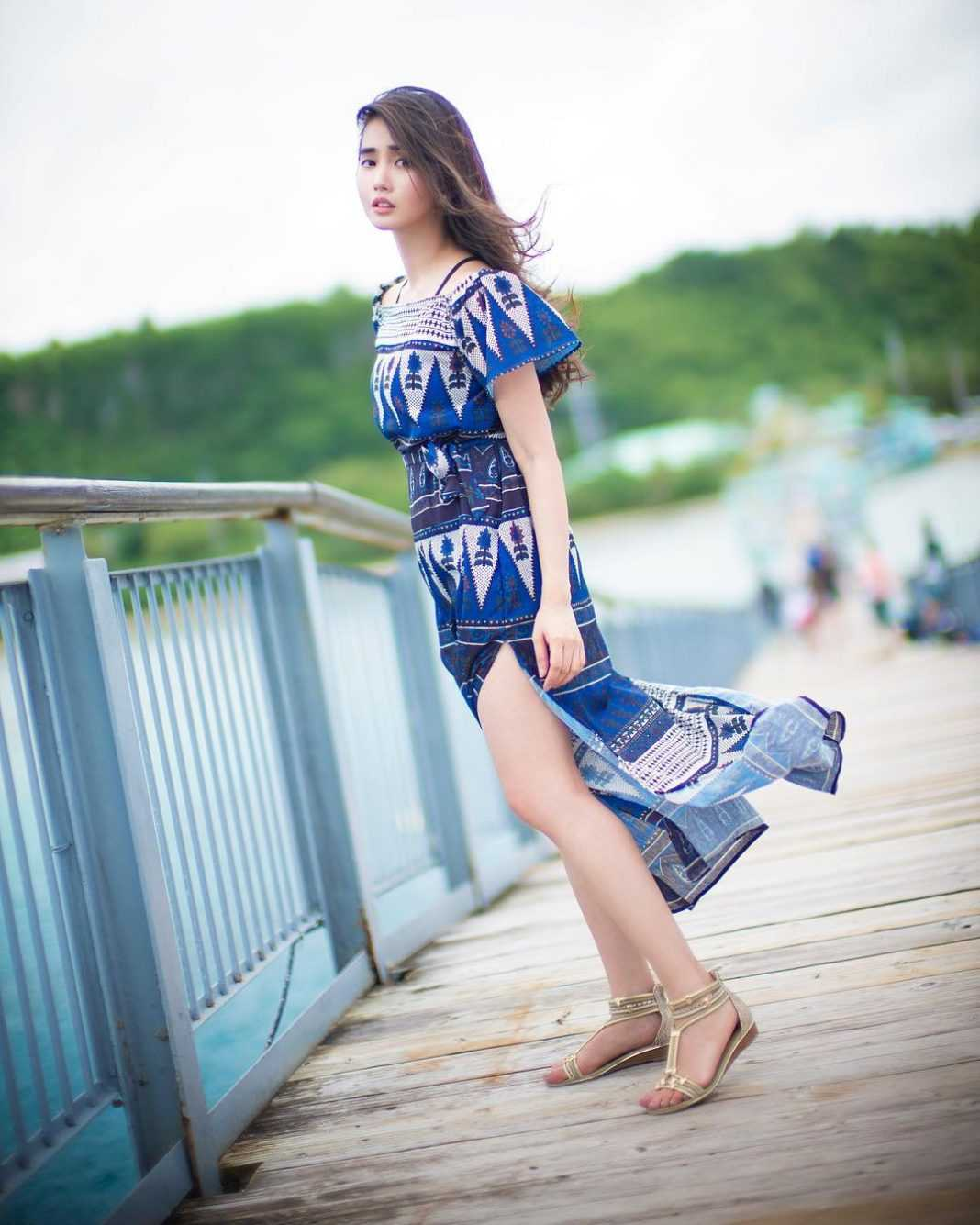 Alodia Gosiengfiao feet pics