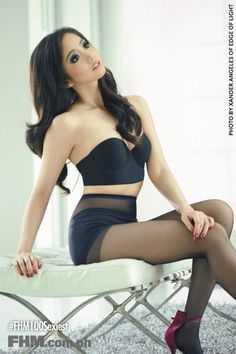 Alodia Gosiengfiao sexy looks