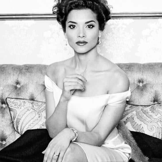 Amber Rose Revah awesome
