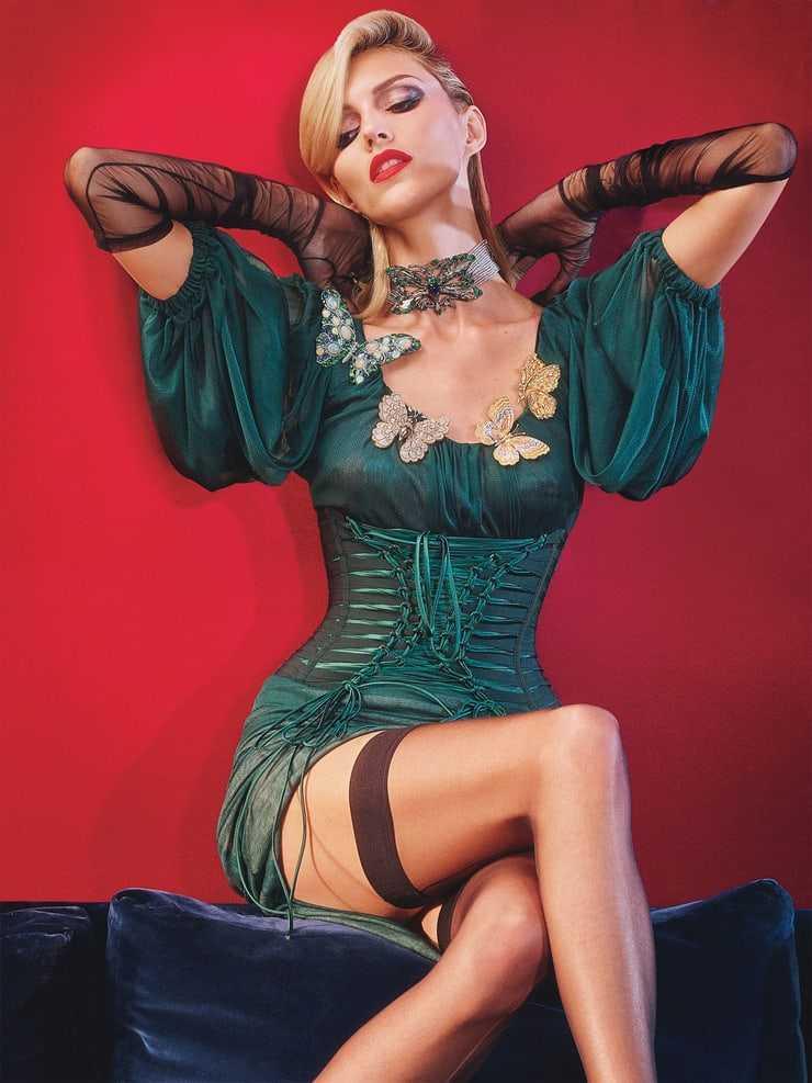 Anja Rubik sexy pics