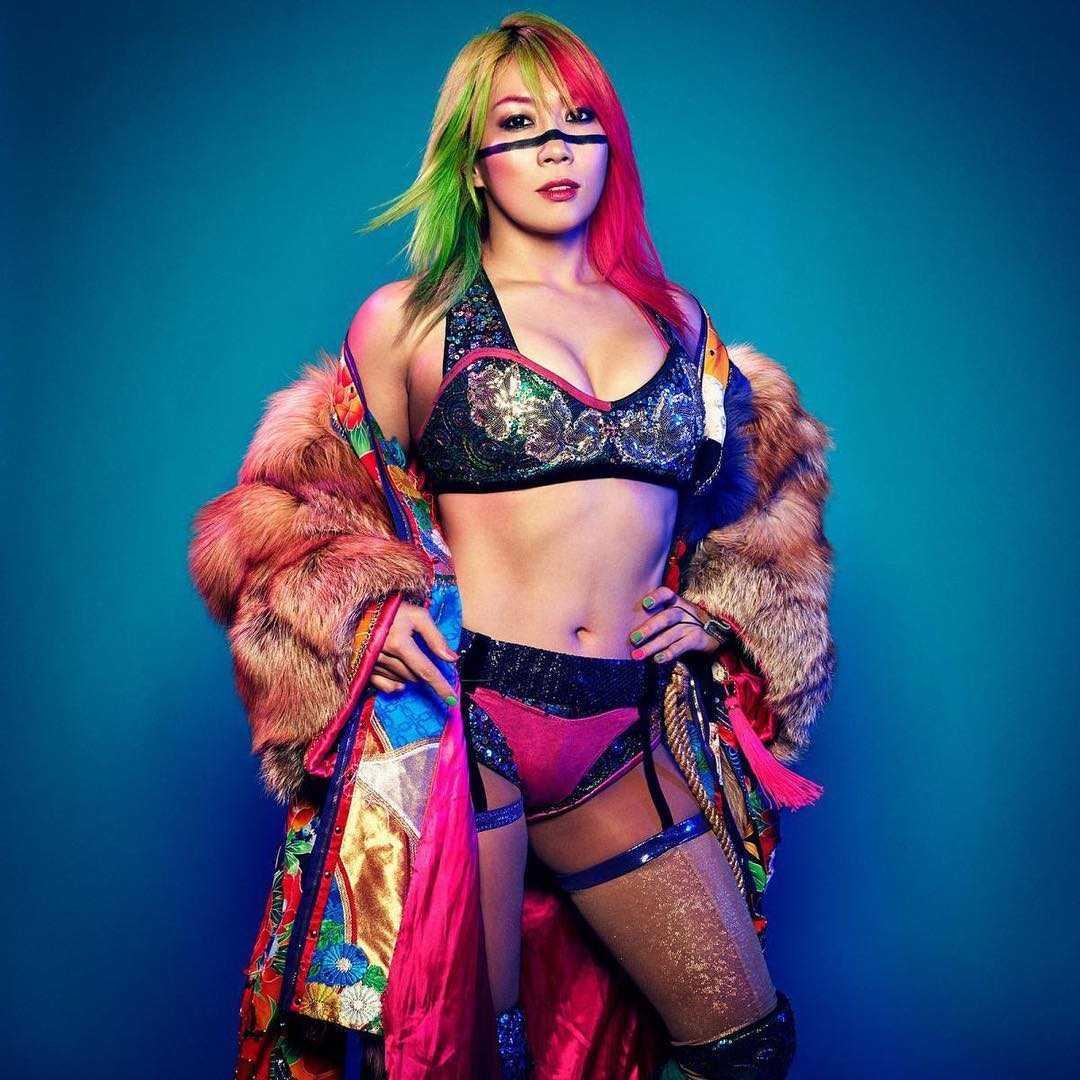 Wwe hot asuka WWE Hot