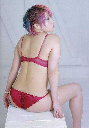 Hot asuka wwe 50 Hottest