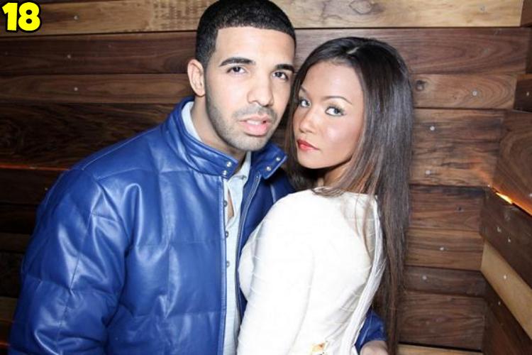 Aubrey Drake Graham And Dollicia Bryan Dating