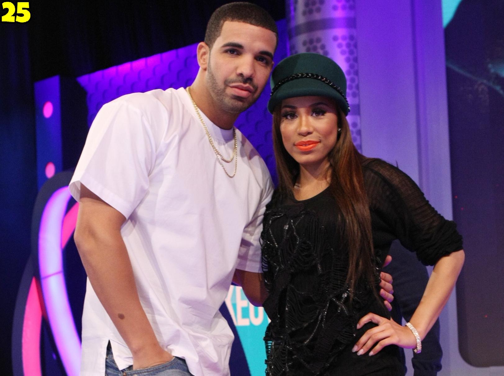 Aubrey Drake Graham And Keshia Chante Dating