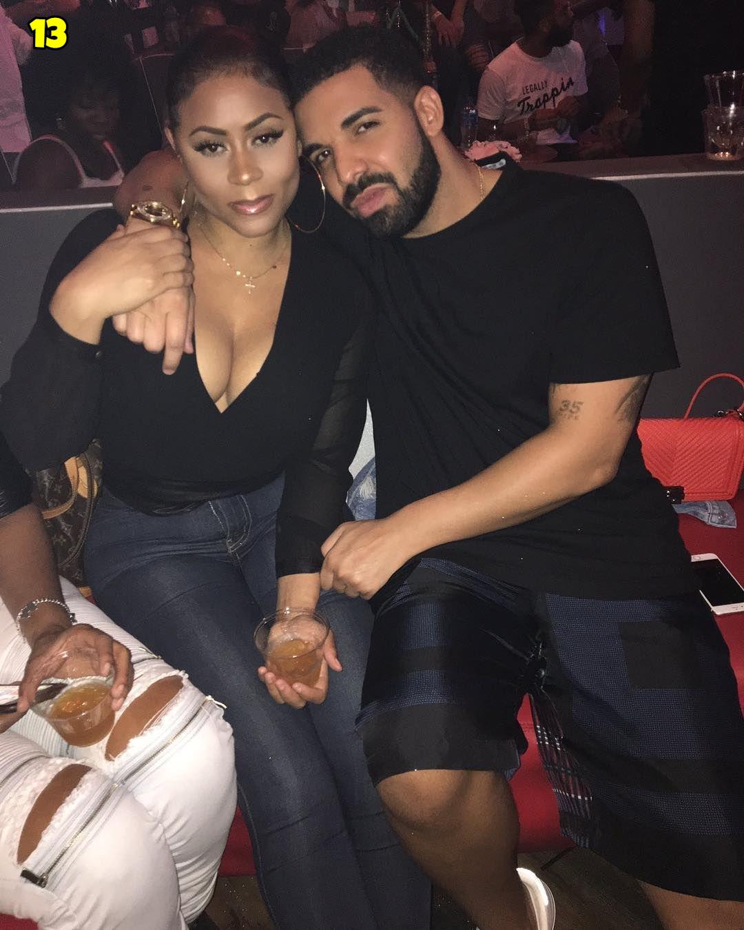 Aubrey Drake Graham And Lira Galore Dating