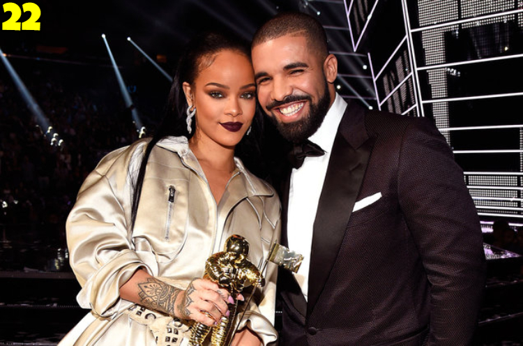 Aubrey Drake Graham And Rihanna Dating