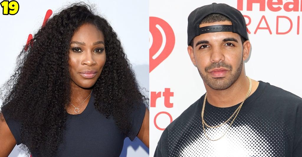Aubrey Drake Graham And Serena Williams Dating
