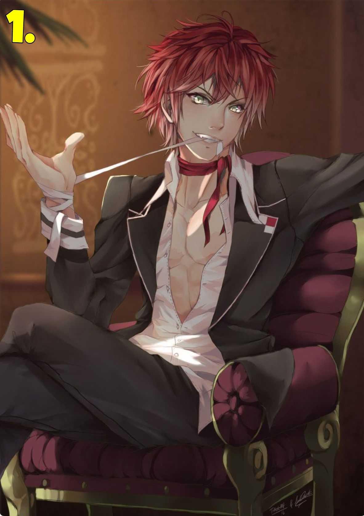 Ayato Sakamaki (Diabolik Lovers)