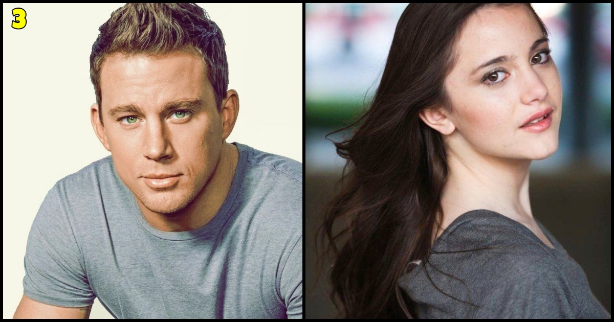 Channing Tatum And Alexa Nikolas Dating