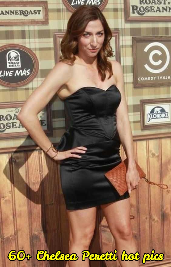 Ass chelsea peretti The Real