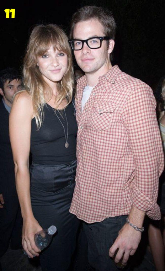 Chris Pine And Beau Garrett Dating