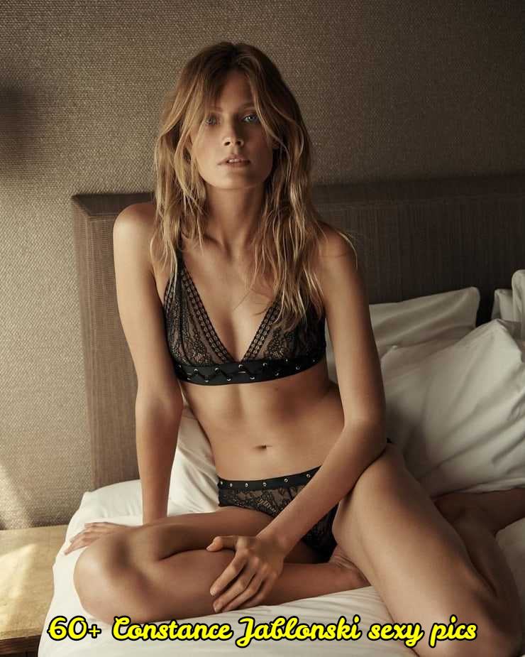 Constance Jablonski sexy pic
