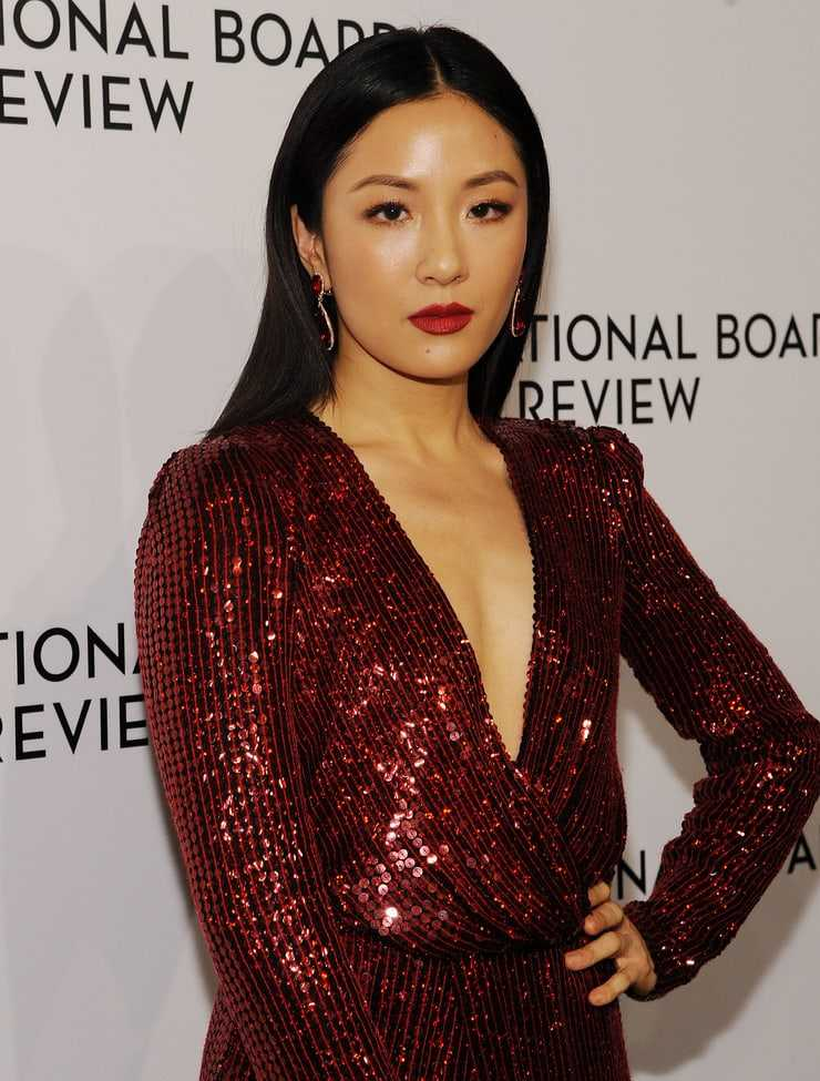 Constance Wu hot look pic